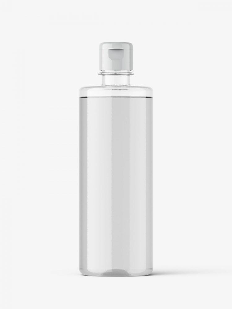 Sharp cilindric botle