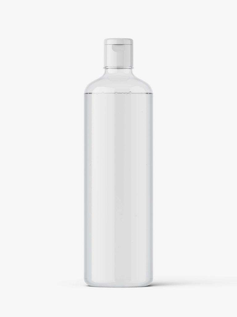 Tall boston bottle