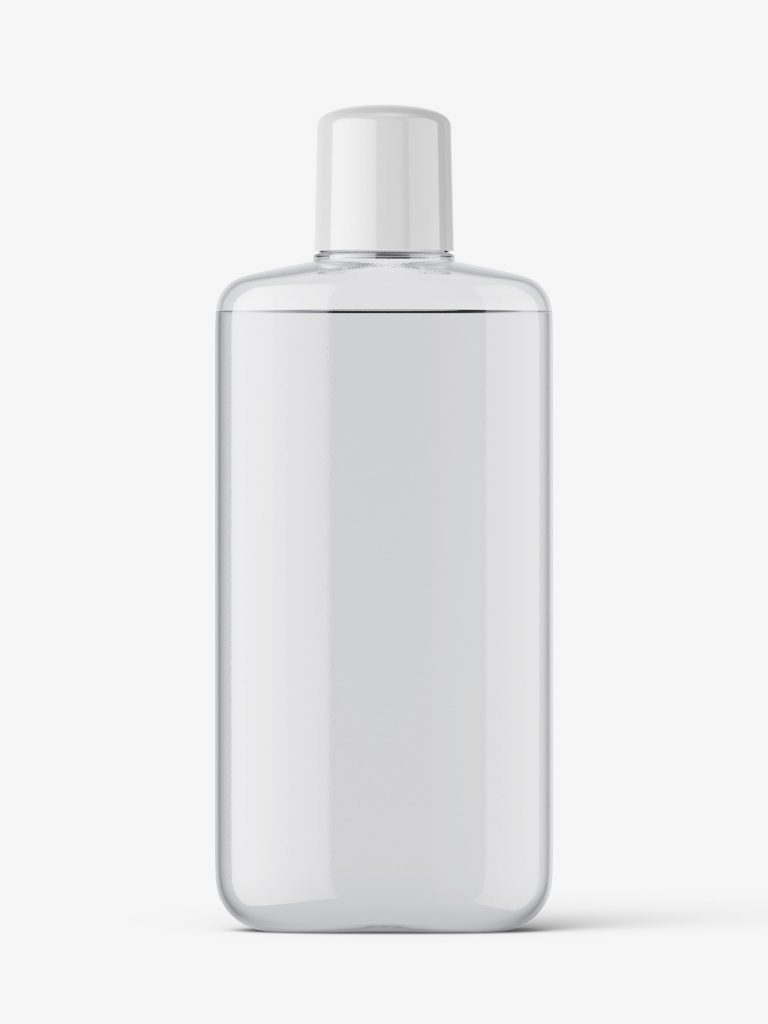 Ovale fles
