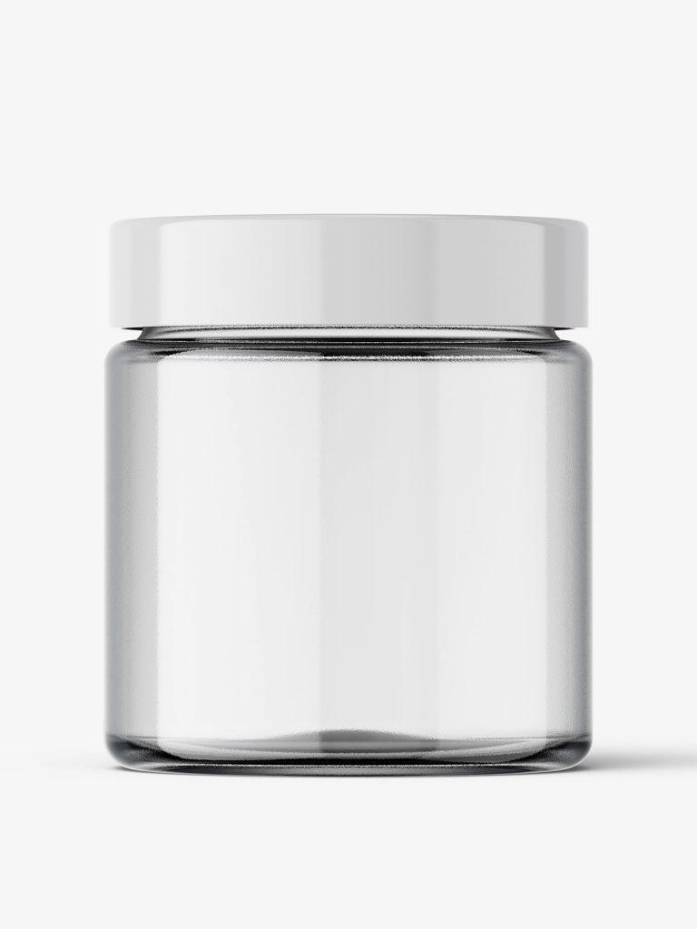 Standaard ronde pot