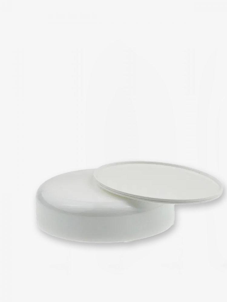 Schroefdeksel met losse insert-diskette